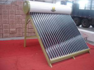 Non Pressure Solar Water Heater pictures & photos