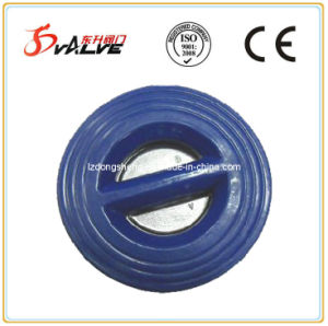 Dual Plate Check Valve Suitable for Water, Sewage pictures & photos
