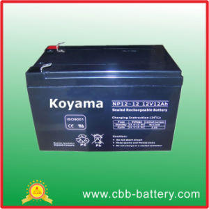 Long Life Tubular Battery Plate 12V12ah Telecom UPS Battery pictures & photos