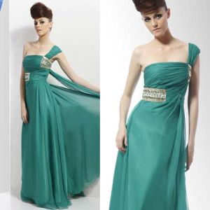 2009 Sexy Wedding Bridesmaid Dress/Gown