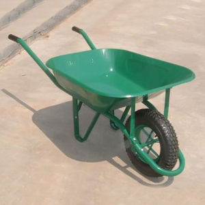 Metal Wheel Barrow Wb6400, 65L, 5cbf pictures & photos