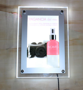 Crystal Frame LED Light Box, Advertising Display, Frames for Pictures pictures & photos