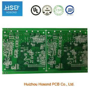 Double-Side Flexible Circuit Board with Lead-Free Hal (HXD46C8510)