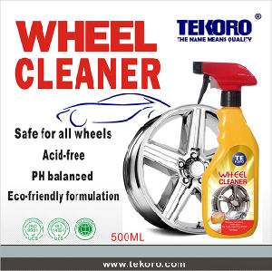 High Quality Foaming Wheel & Tire Cleaner (RoHS REACH SGS) pictures & photos
