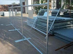 Hot Dipped Galvanized Temporary Fencing pictures & photos