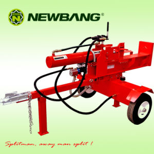 Log Wood Splitter 37 Ton hydraulic pictures & photos