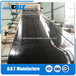 PP PE Plastic Sheet Extrusion Machinery pictures & photos