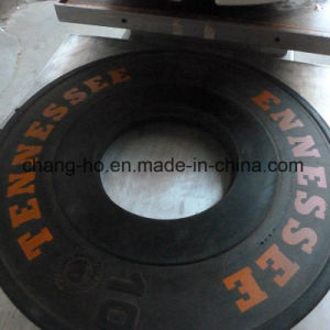 Single Color Barbell Pad Printing Machine pictures & photos