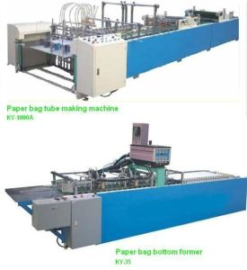 Paper Bags with Handles Machine (KY-1100A)