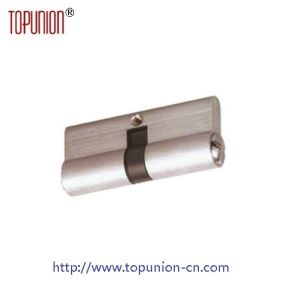 High Security En1303 Euro Profile Solid Brass Double Opening Lock Cylinder pictures & photos