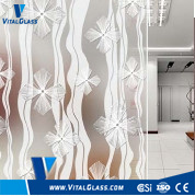 Sandblasting Art Glass for Decorative Glass pictures & photos