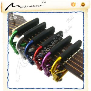 Alloy Guitar Capo Custom Acoustic Guitar Capo pictures & photos