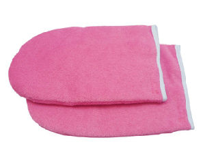 Professional Nail Product Paraffin Treatment Care Terry Cloth Mitts Nail Beauty