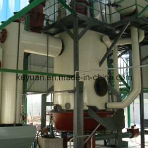 Single Stage Coal Gasifier with Purifying Equipments
