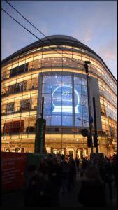 Huasun Strip LED Vision Curtain pictures & photos