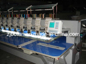 Flat Embroidery Machine (615) pictures & photos