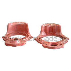 Customized Foundry Brake Shoe Vehicle Axle Rear Brake Baseboard pictures & photos