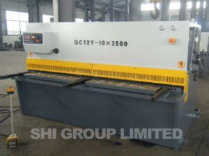 Hydraulic Swing Beam Shearing Machine QC12k-12*2500 Dac-310