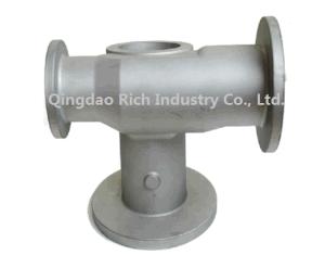 High Quality OEM Cast Ductile Iron Cast Fcd45 Parts pictures & photos