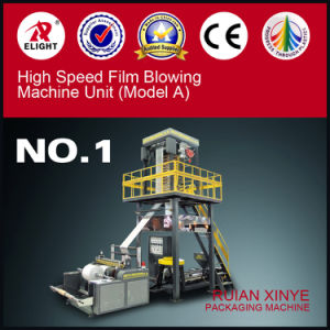 Super High Speed PE Plastic Film Blown Machine pictures & photos