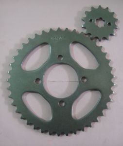 CD70 41t-14t Sprocket pictures & photos
