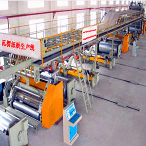 Corrugated Carton Box Machinery pictures & photos