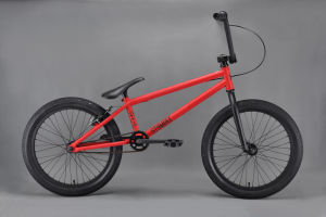High Quality Red Single Speed Mountain Bicycle/ BMX