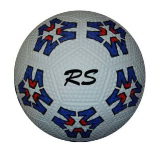Soccer Ball, Size 5, Rubber Material, Golf Ball Surface (B01513) pictures & photos