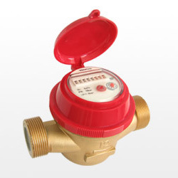 Single Jet Dry Type Water Meters
