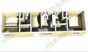 Sandwich Panel Office Container pictures & photos