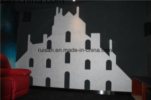 9mm Acoustic Panel of Home Moive Theater pictures & photos