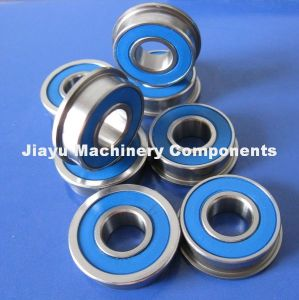 Fr6zz Flange Ball Bearings 3/8 X 7/8 X 9/32 Fr6-2RS Rif1438zz Rif-1438zz pictures & photos