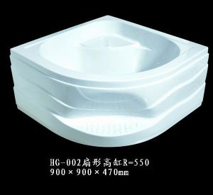 Shower Tray,Shower Plate,Shower Base,Shower Bottom,Acrylic Shower Tray,Shower Enclosure (HG002)