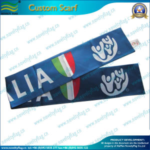 Fans Scarf, Football Scarf, Printing Scarf (NF19F03012) pictures & photos