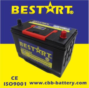 12V70ah Premium Quality Bestart Mf Vehicle Battery JIS 65D31L-Mf pictures & photos