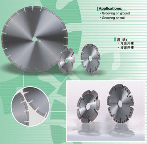 Diamond Tuck Point Blades for Reinforced Concrete pictures & photos