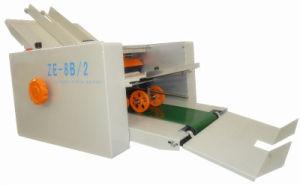 Automatic Paper Folding Machine (ZE-8B/2 ZE-8B/4 ZE-9B/2 ZE-9B/4) pictures & photos