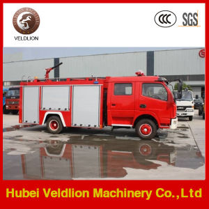 Dongfeng Chasssis with 4000L Water Tank Fire Fighting Truck pictures & photos