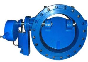 Butterfly Swing Check Valve With Balance Weight pictures & photos