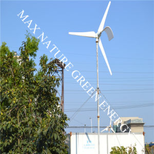 Mini Hawt Wind Turbine Generator 300W for Wind Solar System pictures & photos