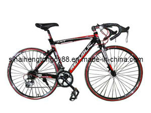 Black 700c Sport Bicycle with Low Price (SB-006) pictures & photos