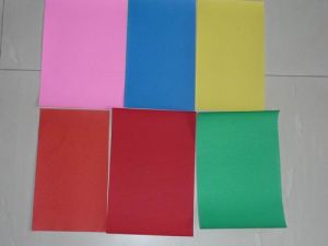 Colored Abrasive Paper pictures & photos
