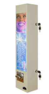 Mechanical Toothbrush Vending Machine (AK305)