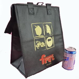 Reusable Non Woven Insulated Cooler Bag