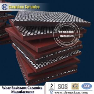 Studded Ceramic Wear Liners as Chute Linings pictures & photos