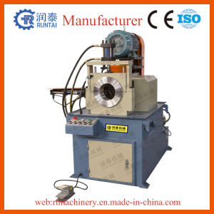 Rt-230SA Semi-Automatic Hydraulic Single-Head Chamfering Bevelling Deburring Machine pictures & photos