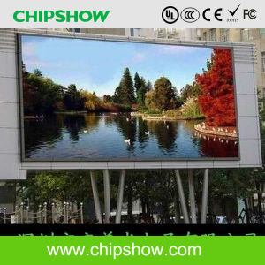 Chipshow High Quality Full Color Outdoor P26.66 LED Wall Display pictures & photos