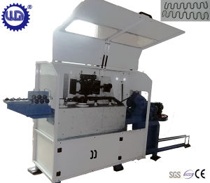 Automatic Mechanical Metal Wire Zigzag Sofa Spring Making Machine pictures & photos