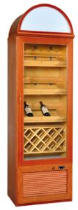 Single Door Solid Wood Red Wine Cooler (TWOC1) pictures & photos