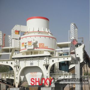 Sand Making Machine (VSI Series) ,  Afitical Sand Making Machine